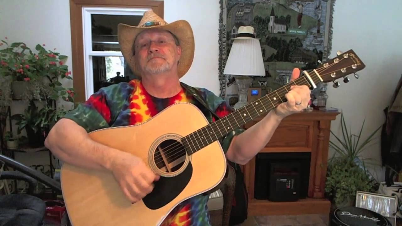 1095 When You Say Nothing At All Keith Whitley Cover With Chords