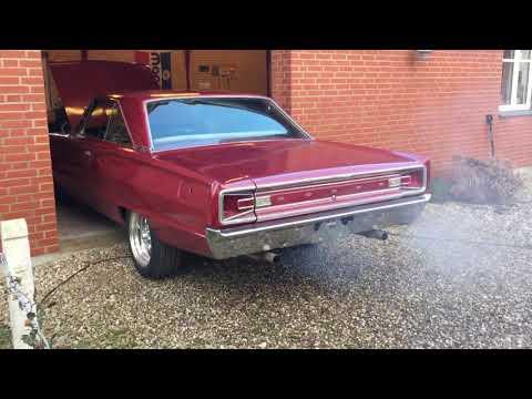 1966 Dodge Coronet 440 318 poly
