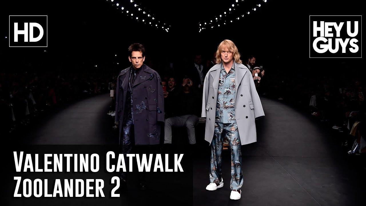 Zoolander 2 Catwalk Video (Owen Wilson   Ben Stiller - Derek   Hansel) a08f70c6c747