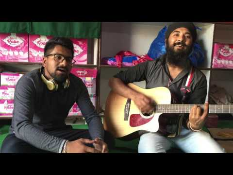 Mann bharya bpraak new punjabi song 2017 Guitar Cover by Jassi Singh