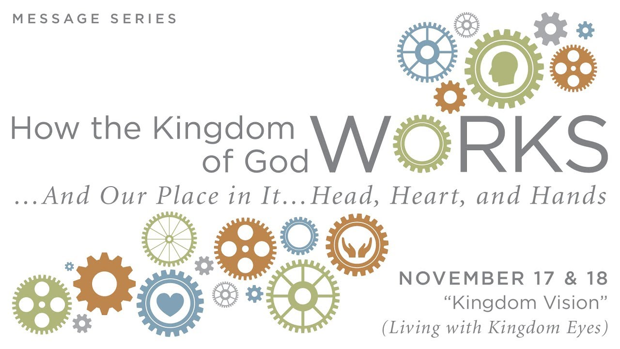 How the Kingdom of God Works — St  Matthew Lutheran Church