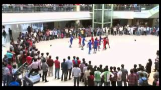 Aircel Aircel - Pocket Internet Games - Flash Mob (Football)
