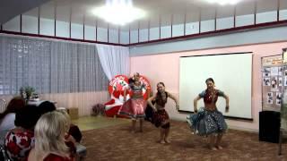 Aa Ante Amalapuram - RANGEELA group dance