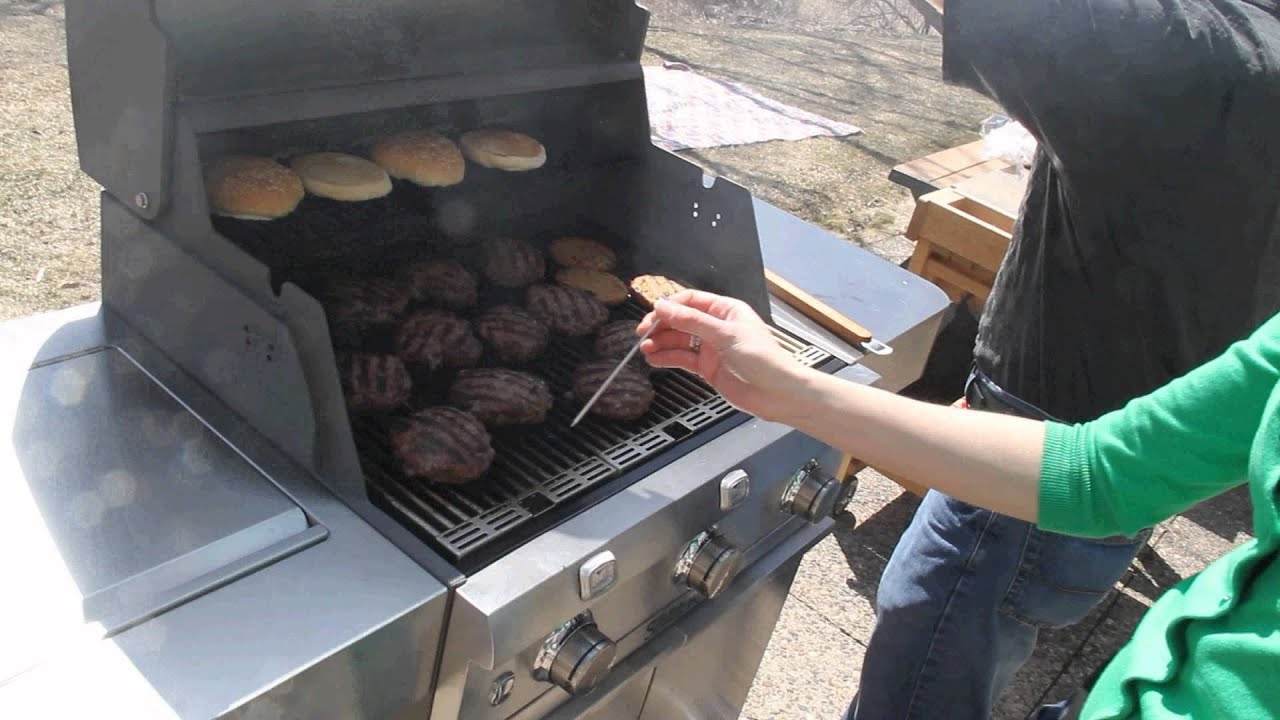 We Tried It - Saber Infrared Gas Grill