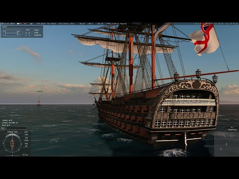 Ships of Naval Action - Santissima