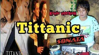 Lagu Titanic//koplo Jandhut version Sonata//Beny serizawa.cover