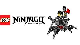 How to Draw Cyrus Borg from Lego Ninjago