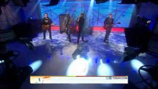 3 Doors Down Today Show Video July 27, 2011 Live Performance