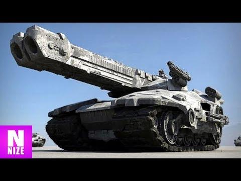 10 Stärkste Panzer Der Welt! 2017