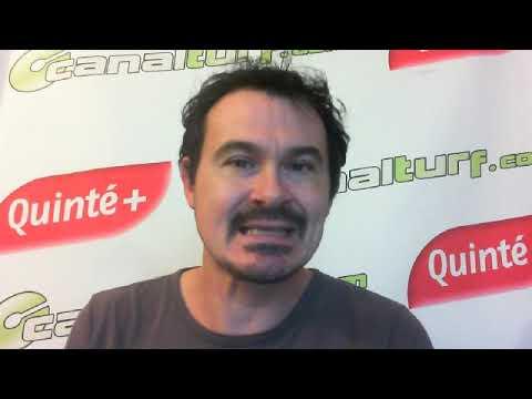 emission video des courses turf pmu du Vendredi 7 décembre 2018