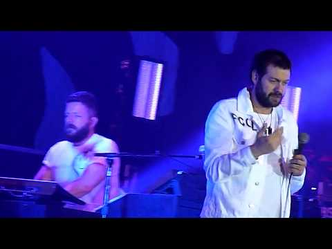 Kasabian - L.S.F. (Lost Souls Forever) (live in St Petersburg 2017)