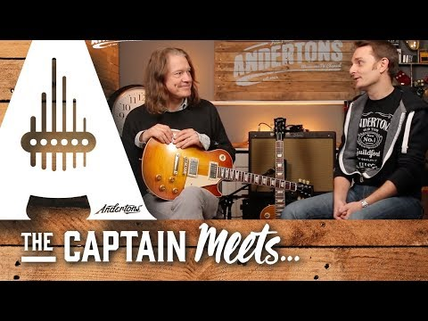 The Captain Meets Robben Ford