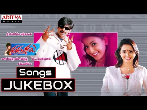 Thammudu (తమ్ముడు)Telugu Movie Songs Jukebox || Pawan Kalyan, Preethi Zingania