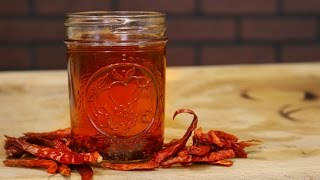 Hot Chili Oil Recipe - healthy recipe channel - homemade chinese food  recipe - hot sauce recipes