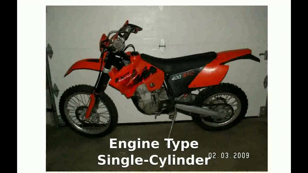 2005 ktm exc 400 racing transmission specification specs engine