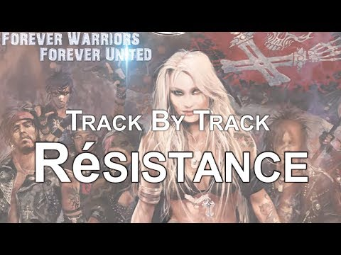 DORO - Résistance (OFFICIAL TRACK BY TRACK)