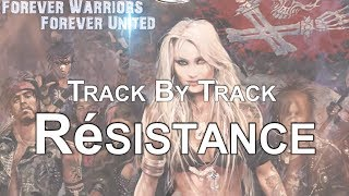DORO - Résistance (OFFICIAL TRACK BY TRACK #2)