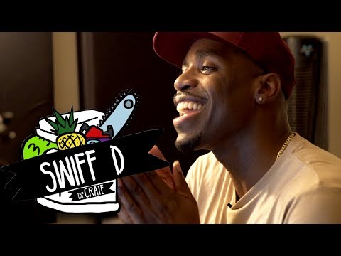 Swiff D Makes A Beat On The Spot   The Crate