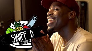 Swiff D Makes A Beat On The Spot | The Crate