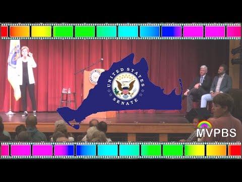 MVPBS - Senator Elizabeth Warren