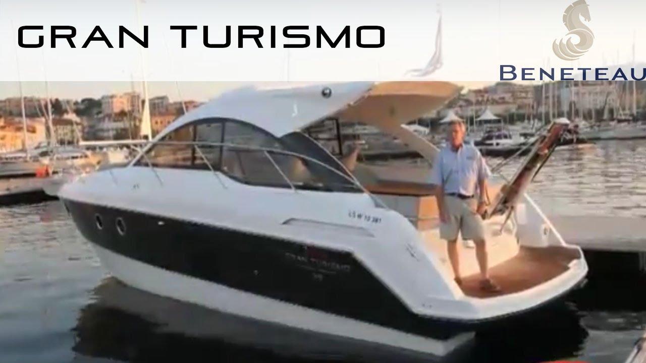 Ss Monte Carlo >> Beneteau Gran Turismo 38 - Test by BoatTest.com - YouTube