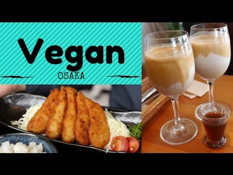 Eating Vegan in Osaka - Oribio + ATL