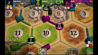 Catan Universe   iOS Board Games First Look