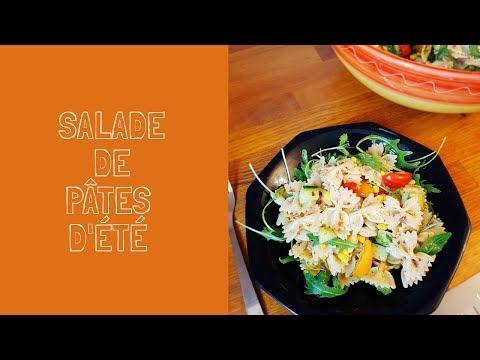 recette-vegan---salade-de-pâtes-d'été