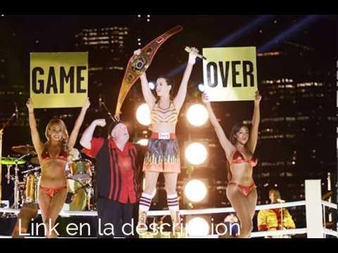 Roar-Katy Perry(Live MTV Video Music Awards 2013)