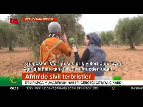 Afrin'deki teröristten 'sivil kıyafet' itirafı: Türk askeri gördüğü an imha ediyor