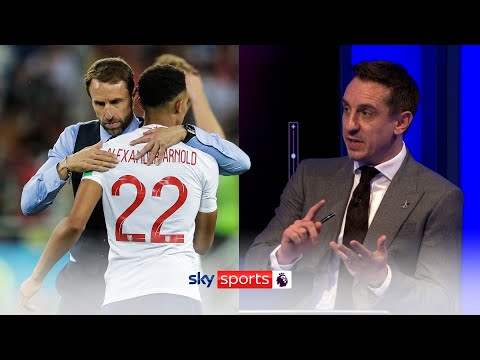 Why Neville believes Southgate WON'T pick Alexander-Arnold in his Euro 2020 squad - Sky Sports Football
