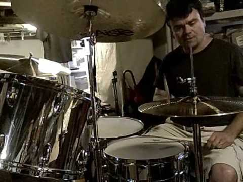 John Bonham FOOL IN THE RAIN Drum Lesson