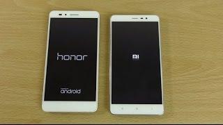 Honor 5X vs Redmi Note 3 - Speed & Camera Comparison!