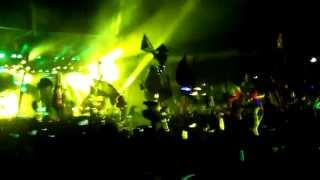 (HD) Bassnectar (Opening) @ Camp Bisco (XII) 2013