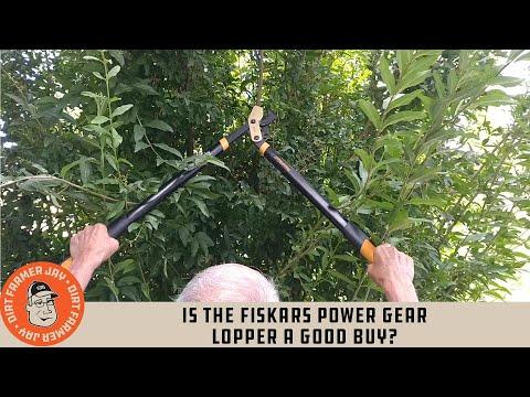 Is the Fiskars® Power Gear Lopper a Good Buy?