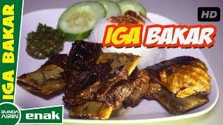 Resep Masakan Iga Bakar Empuk Sambel Lombok Ijo Mudah Dan Simpel - Bunda Airin