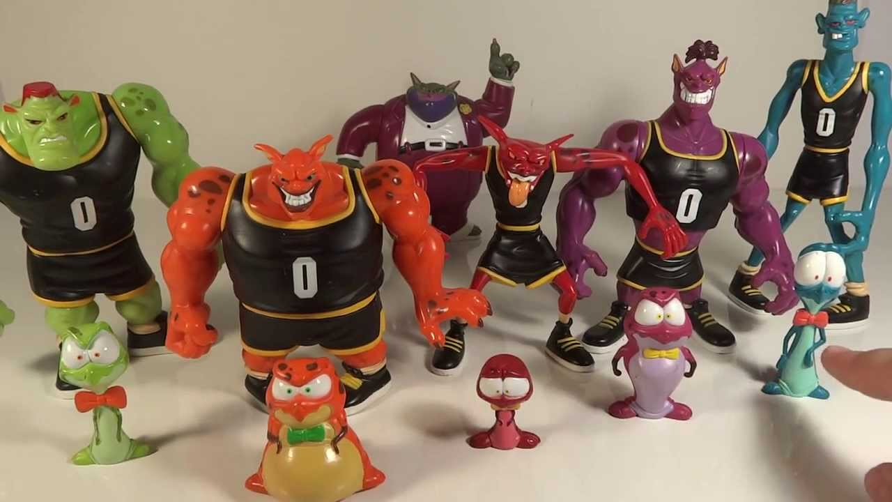 Looney Tunes Space Jam Monstars Toy Review Youtube