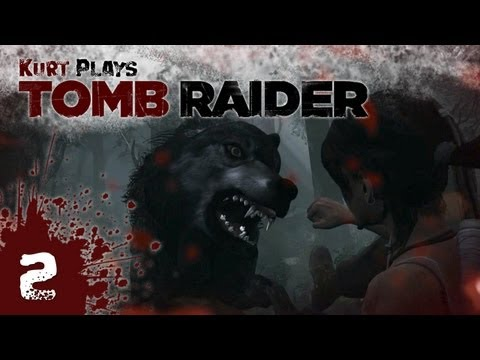Let's Play Tomb Raider (2013) PC - 02 - Wildlife Going Nuts