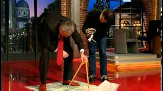 Die Harald Schmidt Show - Folge 0883 - 2001-02-20 - Jürgen Vogel, Dörti Dani