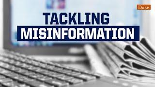 COVID-19 Media Briefing: Tackling the misinformation polarizing America