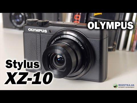 Olympus Stylus XZ-10: обзор фотоаппарата
