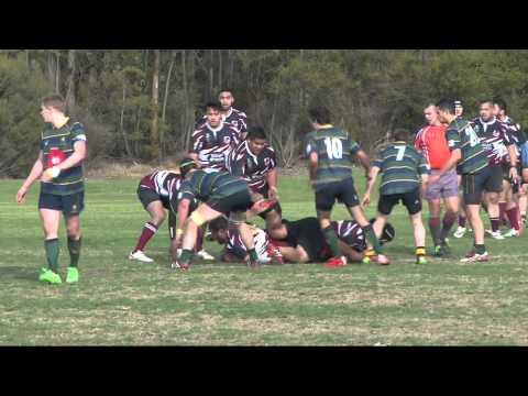 Dewar Shield Round 18   Endeavour Hills v Melbourne  P2 1st half 180715    2015 07 18 01 36 04
