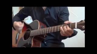 球根 /  THE YELLOW MONKEY  カバー 弾き語り cover