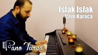 Cem Karaca ıslak ıslak cover - Piyano