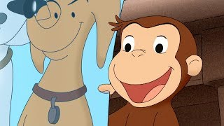 Curious George 🐵 Big, Bad Hundley 🐵Compilation🐵 HD 🐵 Cartoons For Children