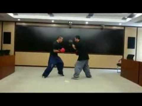Beijing Baji Quan club : fight applications #4