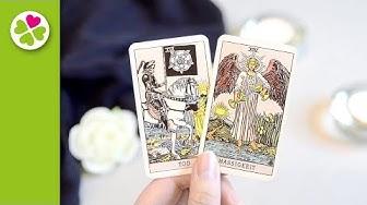 Tarot Kurs | XIII Der Tod | XIV Die Mäßigkeit
