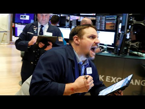 Bounce back? Stocks rise after record fall due to COVID-19 pandemic