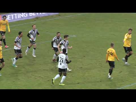 Port Vale Southend Goals And Highlights