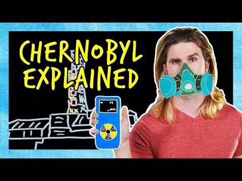 Chernobyl's Radioactive Lava is Still Hot